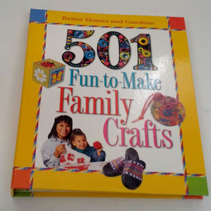 501 fun to make family crafts kids crafts how to